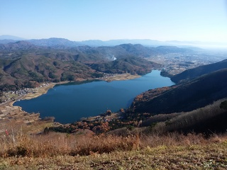 小熊山トレッキングコースからの眺望2017.11.17.jpg